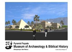 Pyramid facade 24 megs