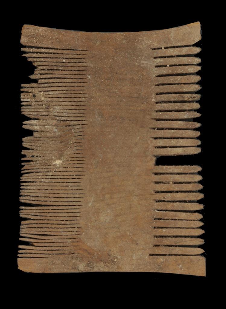 wood Comb (09.001.2)