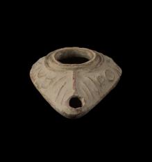 Terra Cotta Lamp (01.0003.5)