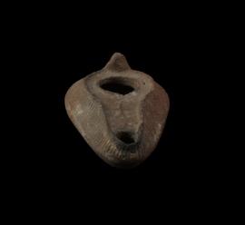 Terra Cotta Lamp (01.0005.5)