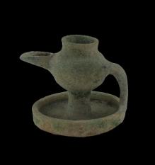 Terra Cotta Lamp (01.0196.3)