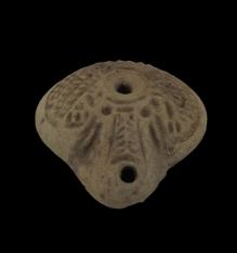 Terra Cotta Lamp (01.0199.7)