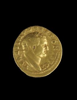 Gold AU Aureus  (02.009.1)