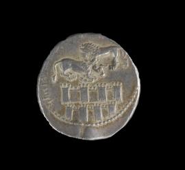 Silver AR tetradrachm  (02.016.1)