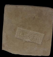Terra Cotta Roman Tile  (03.030.1)