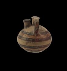 Terra Cotta Stirrup Jar  (04.006.3)