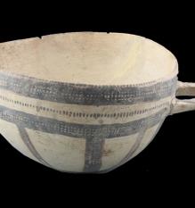 Terra Cotta Milk bowl  (05.055.3)
