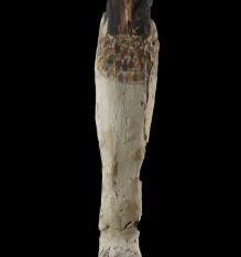 Wood Votive Figure (18.004.7)